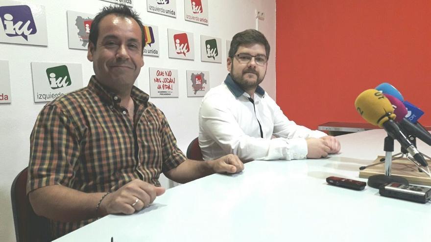 Juan Ramón Crespo y Cristian Ibáñez / Albacete Capital