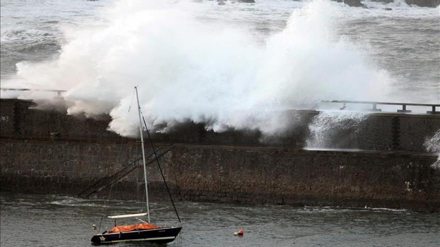 El cuerpo hallado cerca de Bermeo es de un pescador desaparecido en Cantabria