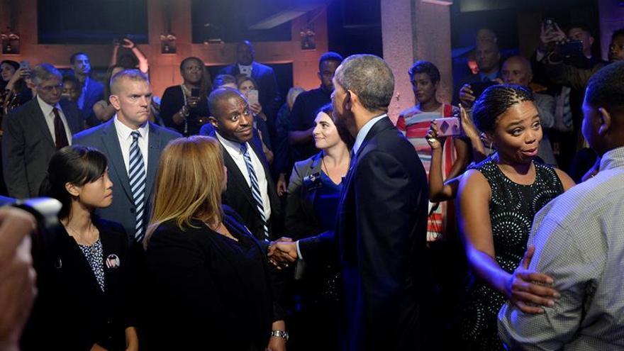 Barack Obama ha sido informado del ataque de Niza