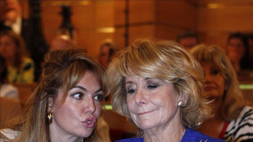 Aguirre no baraja la posibilidad de presentarse a las elecciones europeas