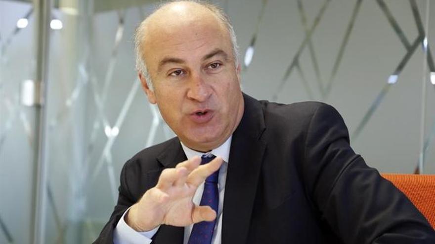 Fernando Benzo, secretario de Estado de Cultura del PP, artífice de la bajada del IVA a las corrida de toros. Foto: EFE