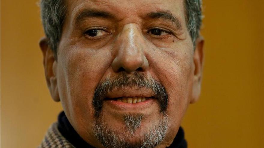 Mohamed Abdelaziz, candidato a revalidar el cargo en el Frente Polisario