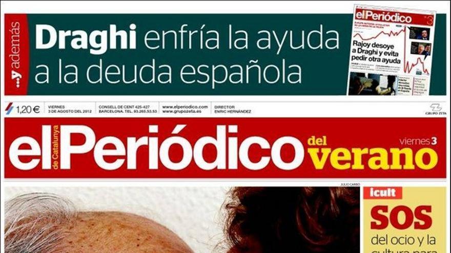 De las portadas del día (03/08/2012) #10