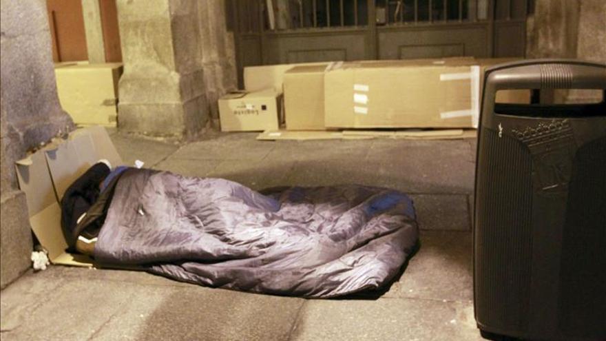 Las personas sin hogar viven 20 años menos que quienes tienen una vivienda digna