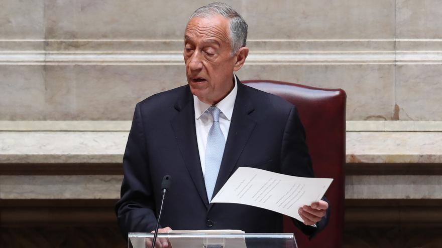 """El presidente portugués veta la ley que permite la inseminación """"post mortem"""""""
