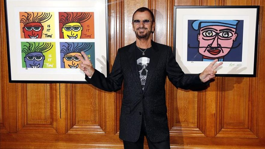 El ex The Beatles Ringo Starr dará un recital exclusivo en Punta del Este