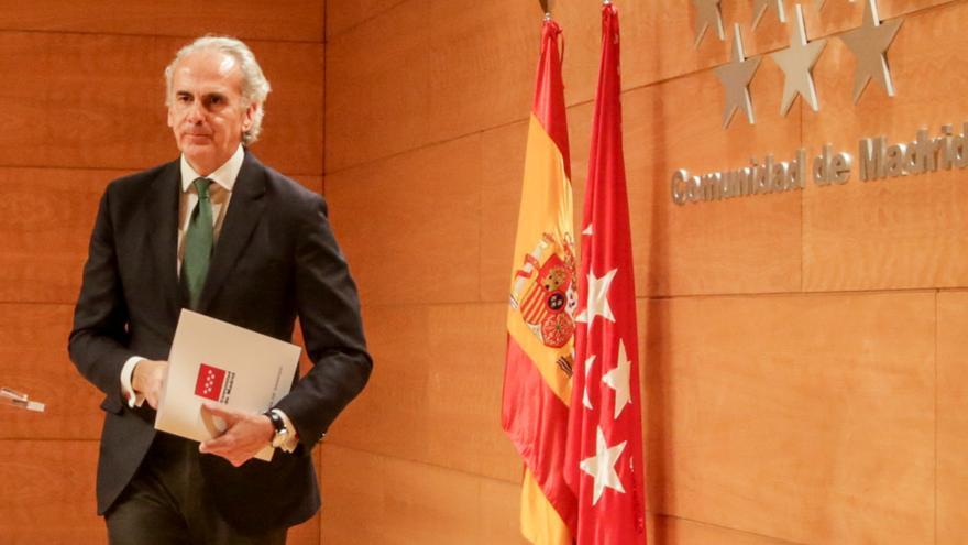 Madrid sufre un repunte hasta los 2.000 positivos por coronavirus ...