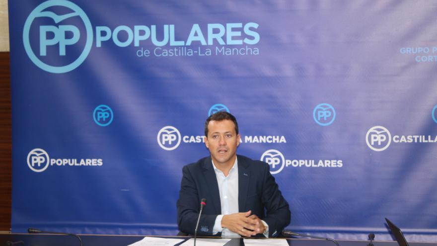 Carlos Velázquez, diputado del PP
