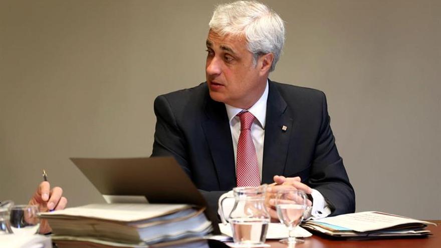 "Germà Gordó busca apoyos territoriales a su plataforma ""Nova Convergència"""