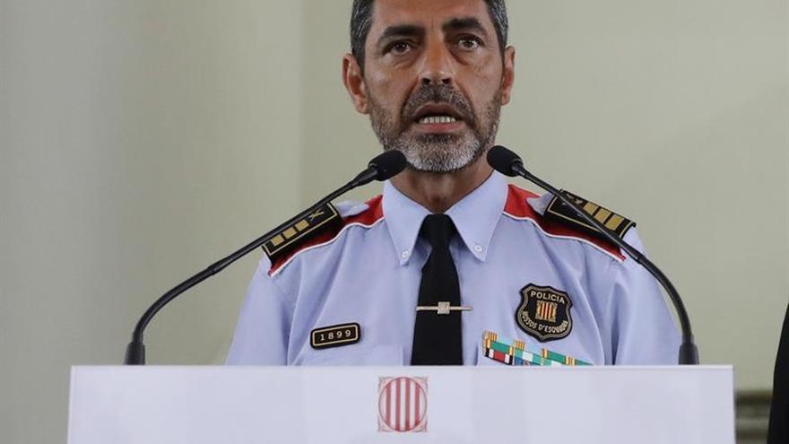 """Los Mossos aseguran que la célula preparaba de forma """"inminente"""" uno o varios atentados"""