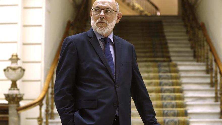 Maza defendió hasta el final el trabajo contra la corrupción en España