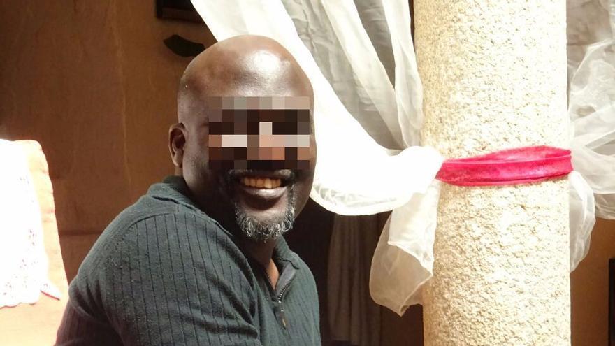 Todo parece indicar que en las próximas horas este ciudadano podría ser reportado a Nigeria en un avión junto a más compatriotas