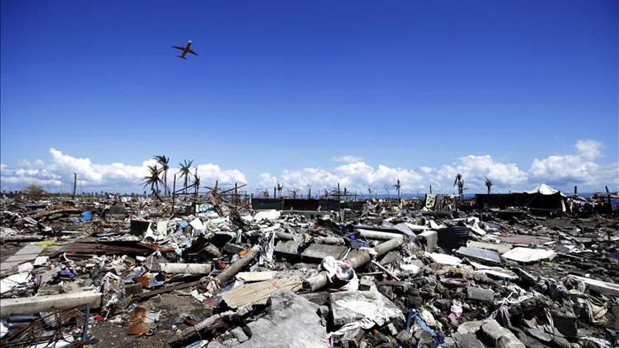 Filipinas planea cambios importantes en infraestructuras tras el tifón Haiyan