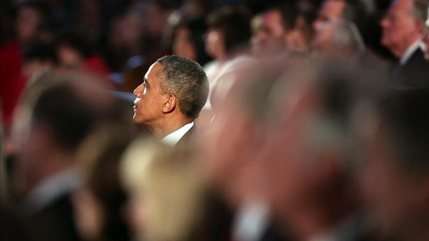 Obama acompaña a las víctimas y reclama el espíritu de la ciudad de Boston
