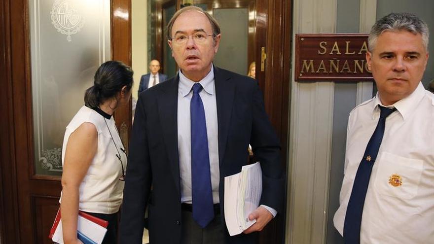 G.Escudero recibirá al presidente de Les Corts para hablar sobre Barberá