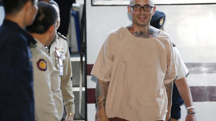 """""""Bangkok Hilton"""", el corredor de la muerte que espera a Segarra en Tailandia"""