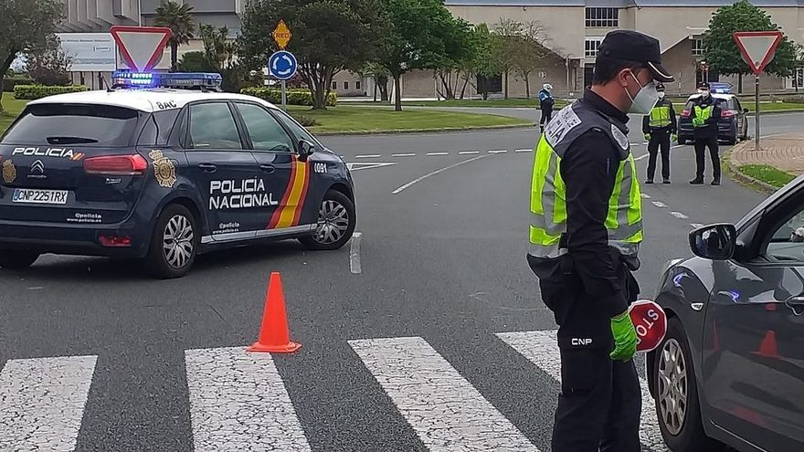 Más controles en carreteras de Cantabria durante el 'puente' para evitar desplazamientos