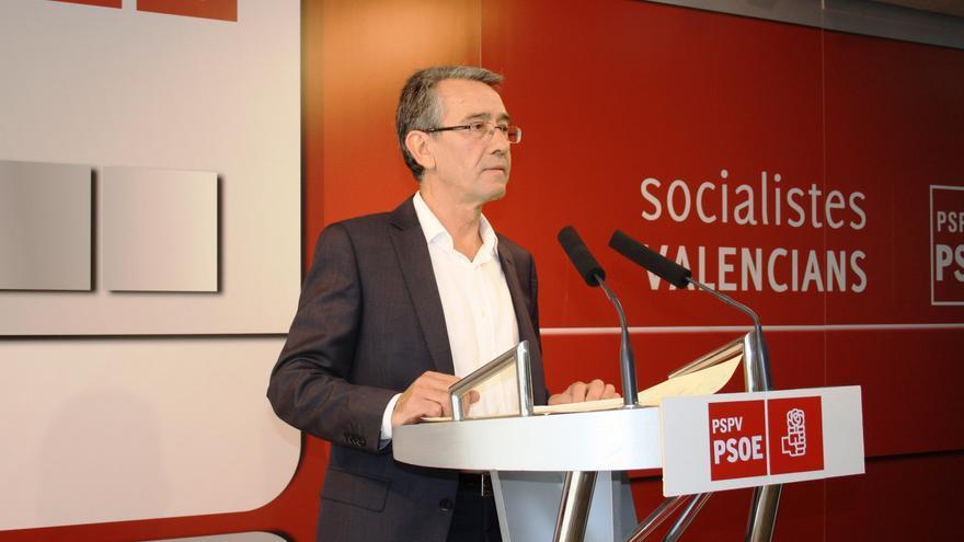 El PSPV, dispuesto a buscar acuerdos con Fabra y le pide que Valencia alcance la media en ayudas a la dependencia