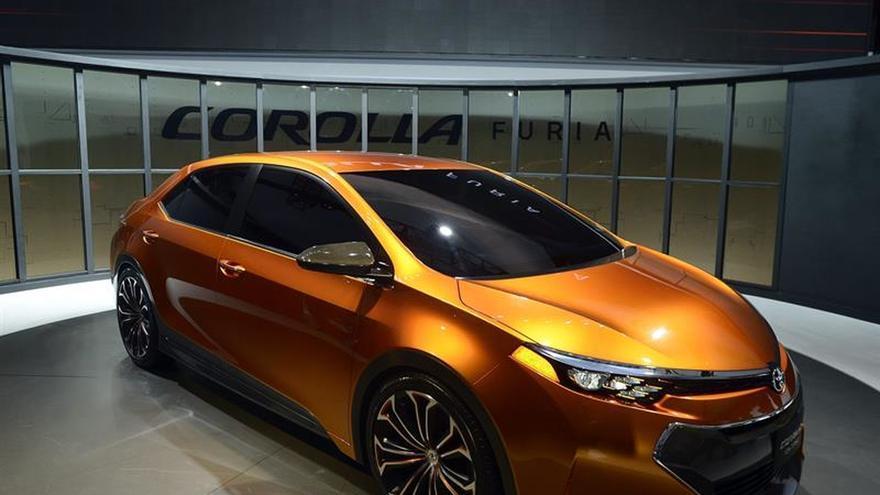 El Toyota Corolla cumple 50 años como el automóvil más vendido del mundo