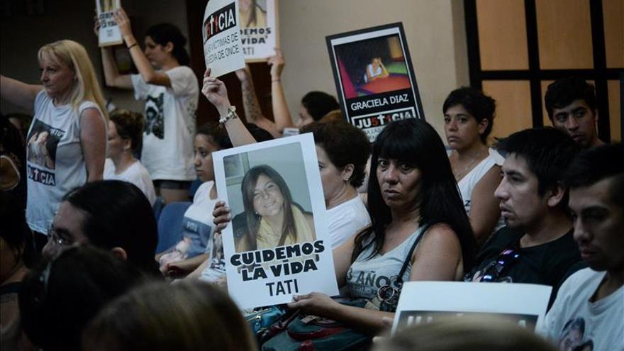 """Familiares piden una condena """"ejemplar"""" por grave accidente ferroviario argentino"""