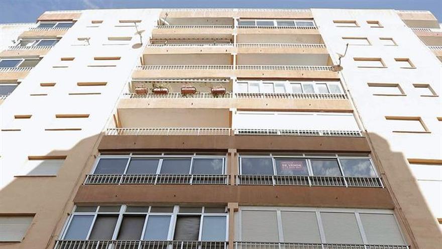 La Generalitat recauda 11,3 millones con el impuesto a pisos vacíos