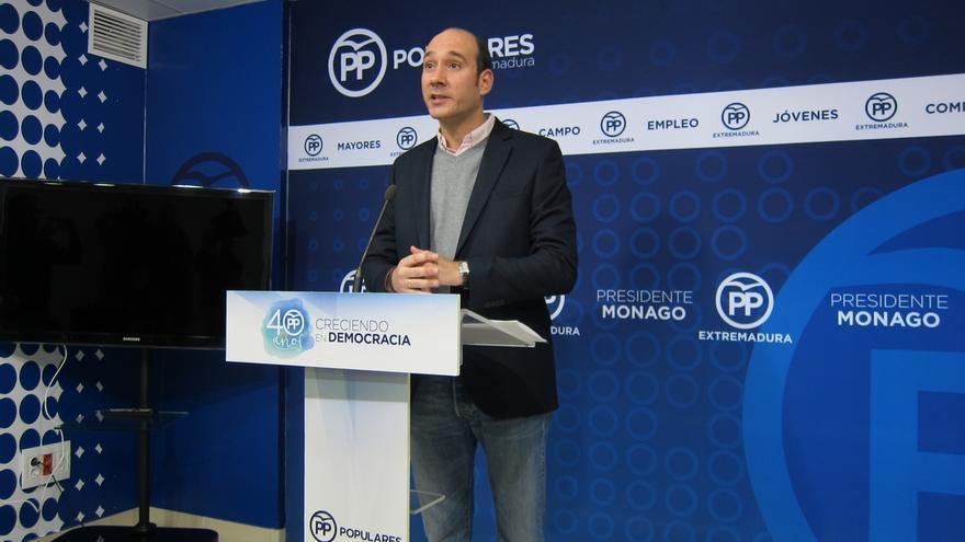 """El PP extremeño alerta de """"enchufismo socialista"""" en la empresa pública Gisvesa con la contratación de 19 """"amiguetes"""""""