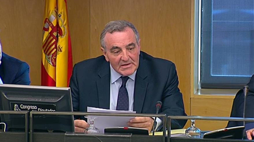 Jorge Iglesias Díaz, director del Laboratorio de Interoperabilidad Ferroviaria del Centro de Estudios y Experimentación de Obras Públicas (Cedex) del Ministerio de Fomento