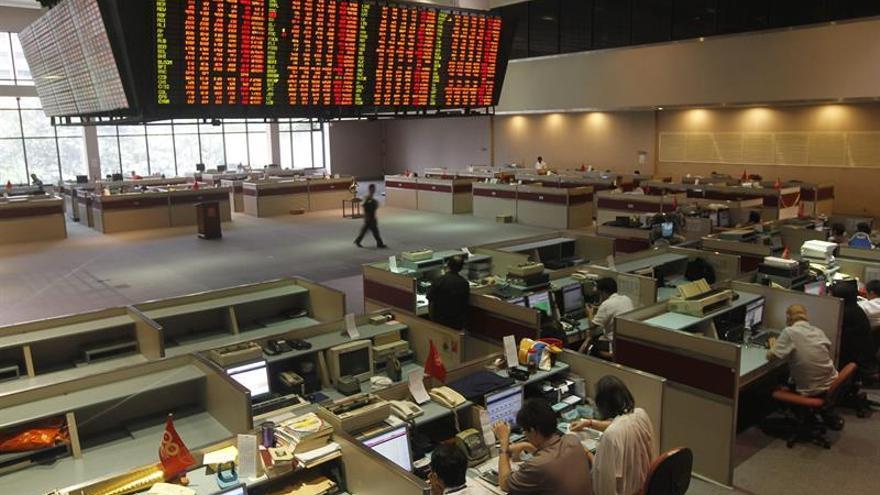 Cuatro Bolsas del Sudeste Asiático suben y dos bajan al cierre