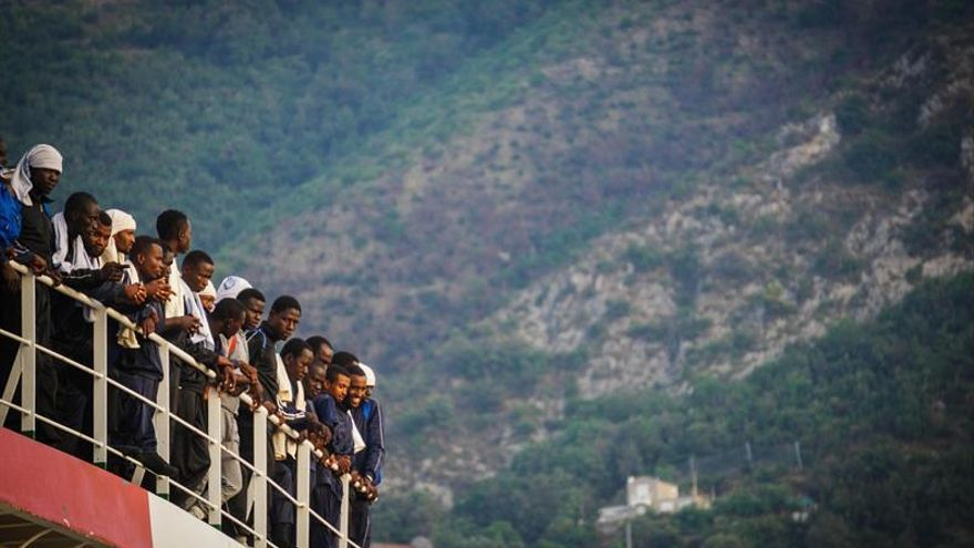 La ONU advierte de más muertes en el Mediterráneo por el código y restricciones libias