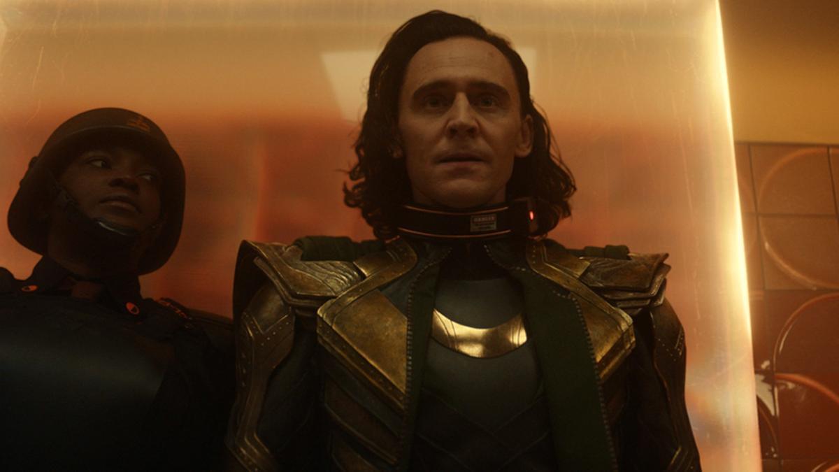 Imagen del primer capítulo de 'Loki'