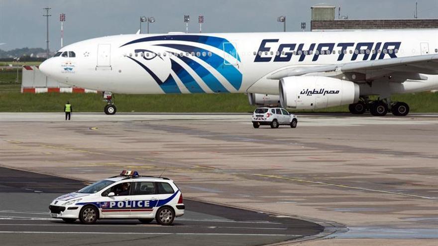Un ciudadano australiano-británico estaba a bordo del avión MS 804 siniestrado