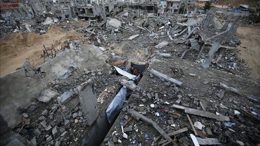 El Gobierno palestino crea un equipo para supervisar la reconstrucción de Gaza
