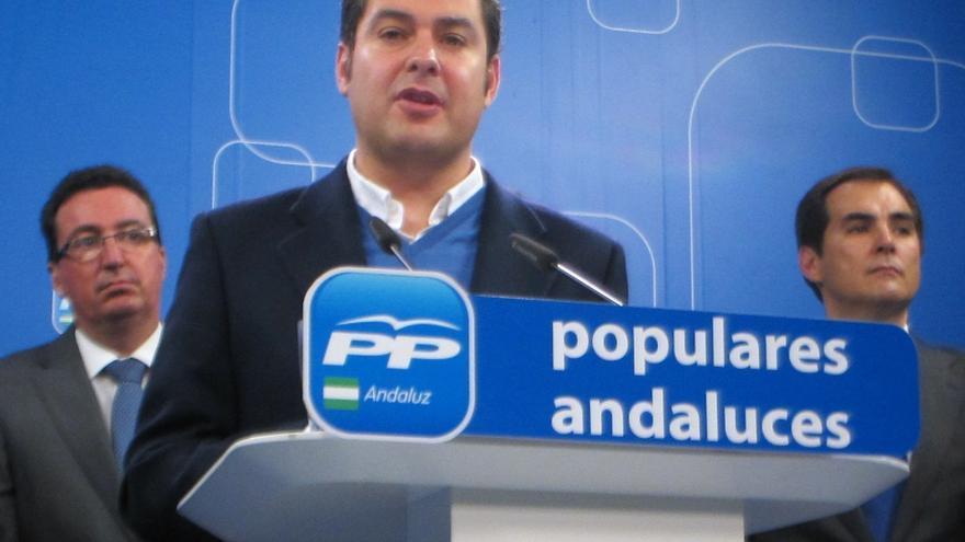 """Moreno no le ve sentido a que la Junta de Andalucía pida ahora al Gobierno un plan de empleo cuando no lo hizo """"jamás"""""""