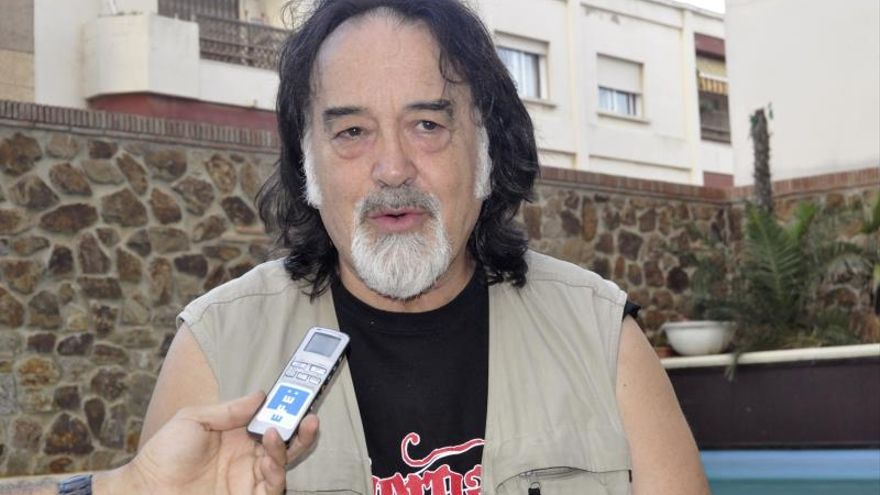"""José Luis Campuzano, """"Sherpa""""."""