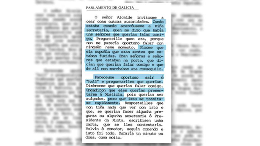 Diario de sesiones Parlamento de Galicia noviembre 1984 (2)