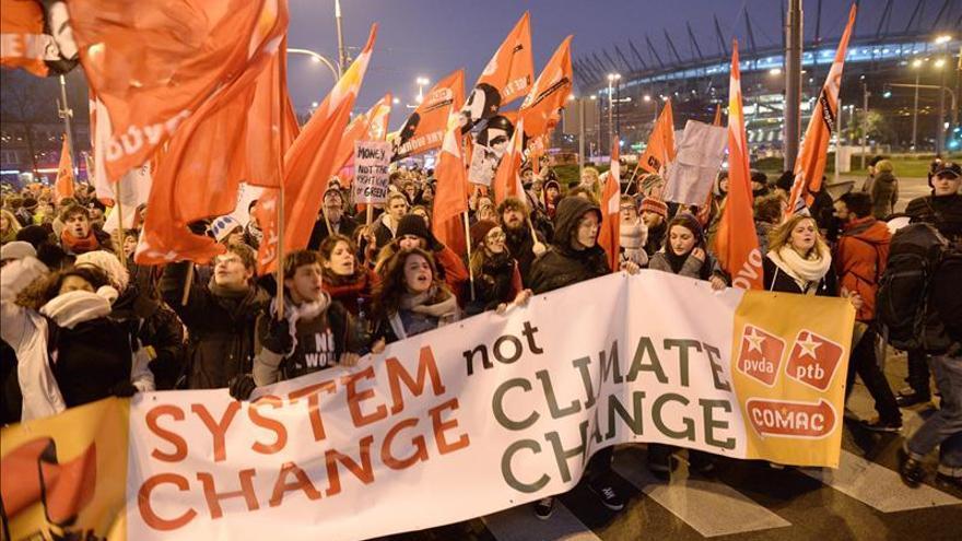 Decepción y pocos avances tras una semana de la Cumbre del Clima en Varsovia