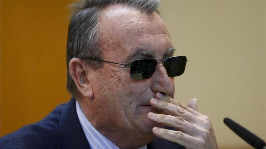"""Carlos Fabra afirma no tener """"miedo"""" a ir a la cárcel y no pedirá el indulto"""