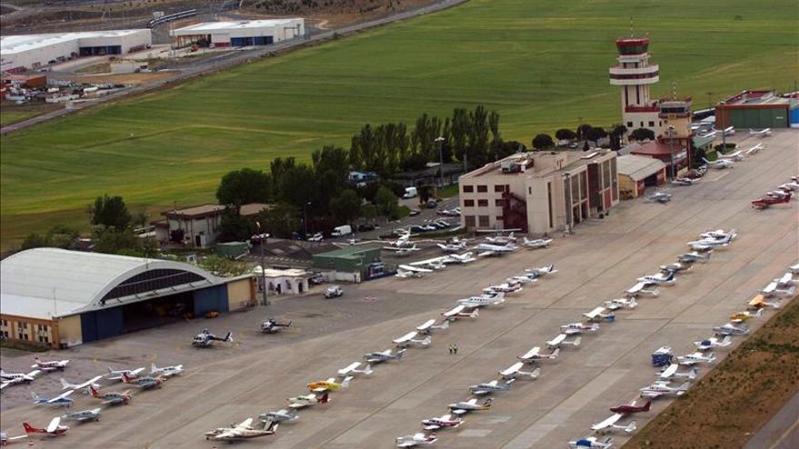 Fallece el piloto de la avioneta que se estrelló en Cuatro Vientos
