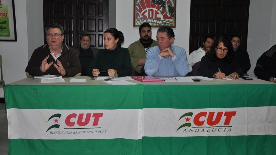 La CUT de Sánchez Gordillo decide abandonar IU y no integrarse en ningún otro partido