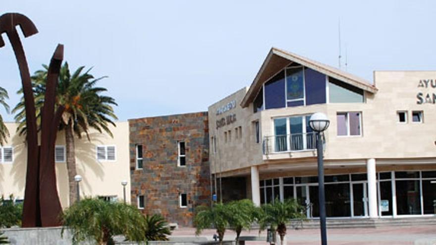 Ayuntamiento de Santa Lucia de Tirajana.