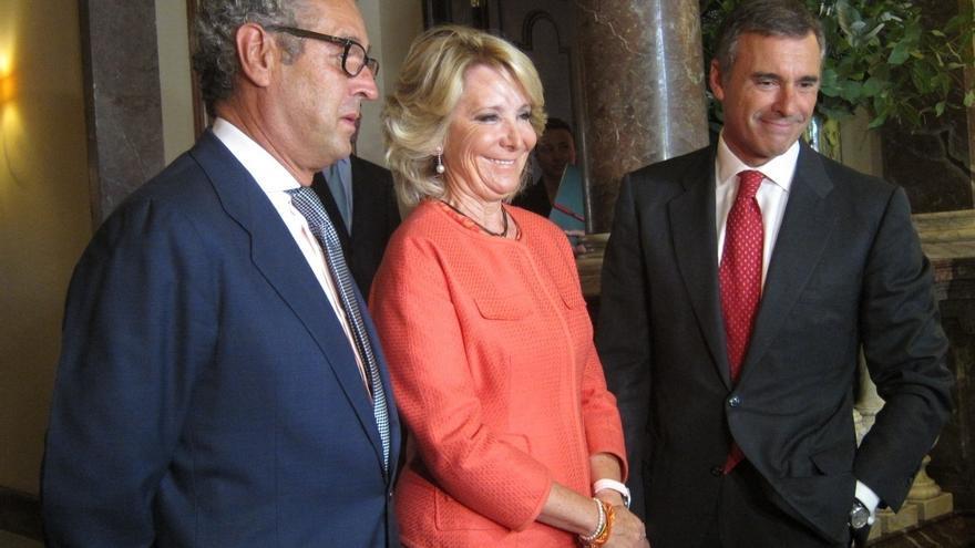"""Aguirre asegura que su trabajo en la empresa privada le está sirviendo para """"crecer"""" y enriquecerse """"como persona"""""""