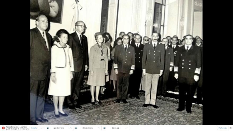 Desde antes del Golpe, la Embajada de EEUU asesoró a Massera sobre cómo lidiar con las denuncias por los derechos humanos