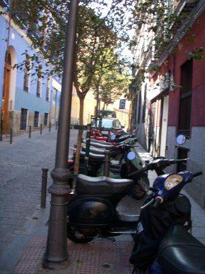 Las motos, los otros habitantes | L.C.