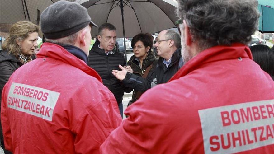 El departamento de Seguridad desactiva el Plan de Inundaciones de Euskadi