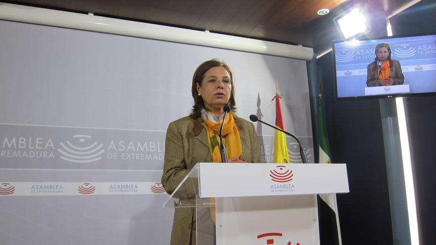 """Extremadura defiende déficits diferentes para las CCAA y pide una forma """"más racional de trabajar"""" en el Consejo"""