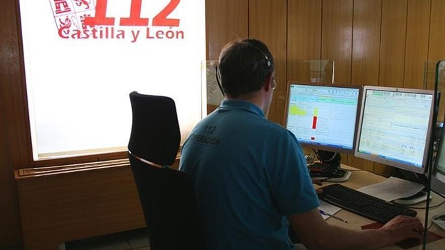 Centro de Emergecias 112 Castilla y León.