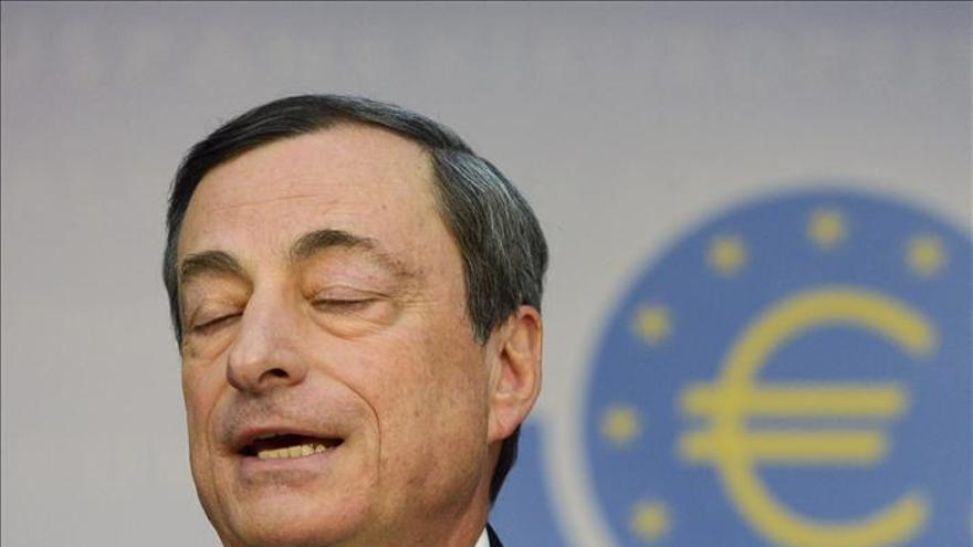 Draghi actúa contra sus fantasmas