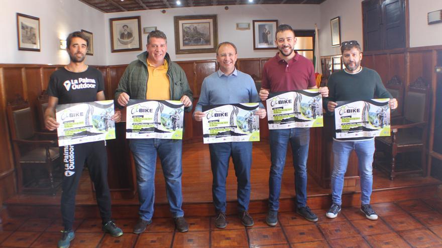 Presentación de la 'Copa Ciclista de La Palma'.
