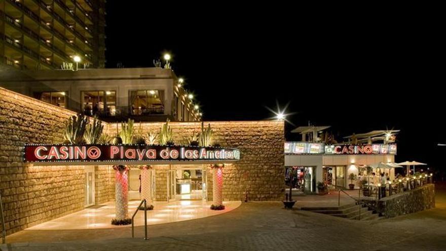 Casino Playa de las Américas, del Cabildo de Tenerife y el más rentable de los tres