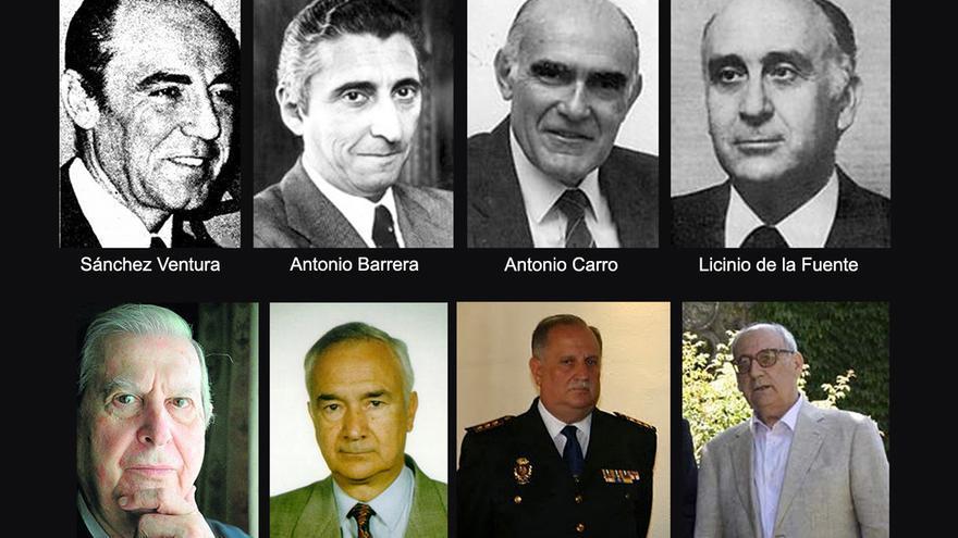 Argentina quiere sentar en el banquillo a 16 exfuncionarios franquistas.